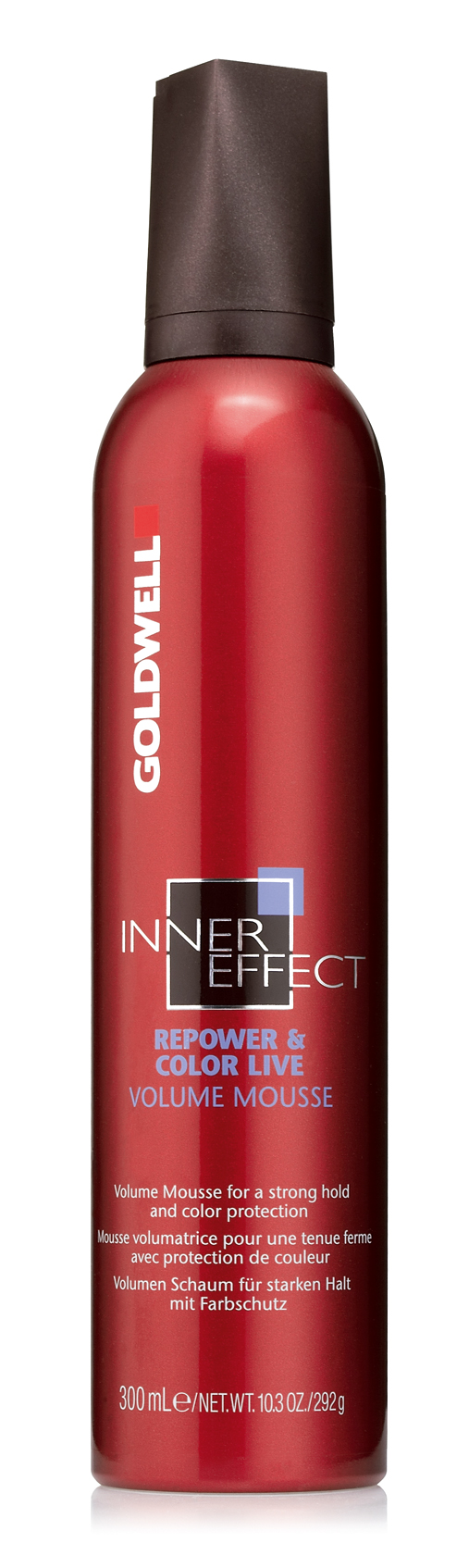 Goldwell Innereffect Repower & Color Live Volume Mousse - HaarfijnShop ...