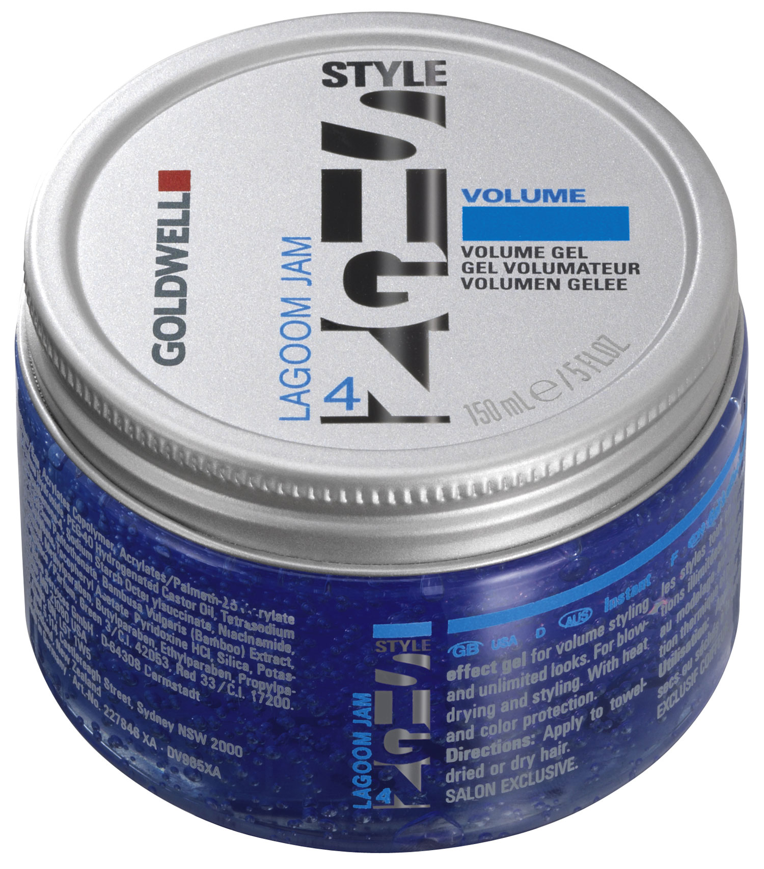 Goldwell Stylesign Volume Lagoom Jam 150ml Haarfijnshop Nl