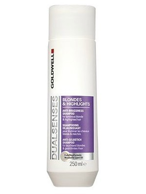 Goldwell Dualsenses Blondes & HighLights Anti-Brassines Shampoo (250ml)