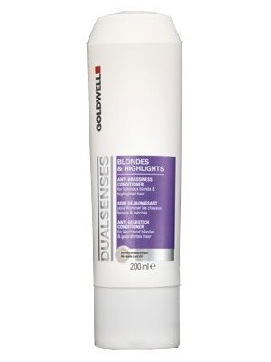 Goldwell Dualsenses Blondes & HighLights Anti-Brassines Conditioner (200ml)